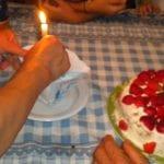 Italian Style Birthday Cake!