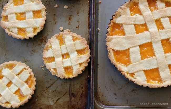 Crostata di Mango