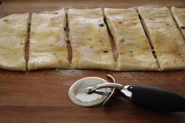 ginger pull-apart bread cakeduchess