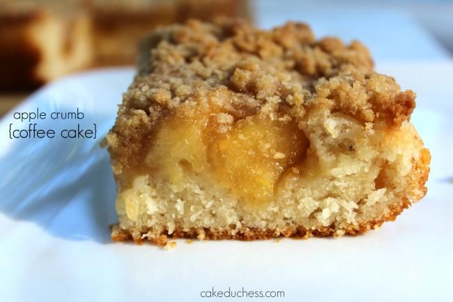 apple crumb coffee cake|cakeduchess