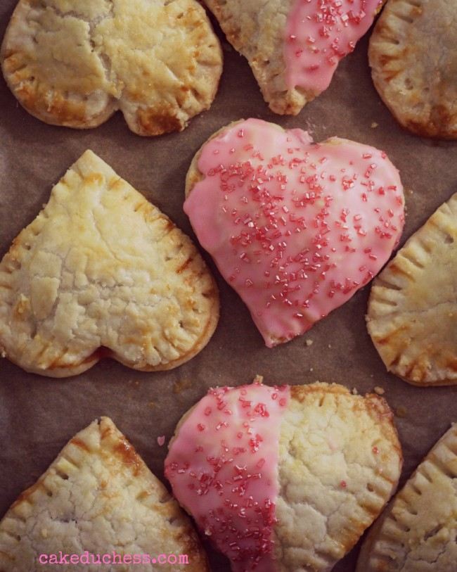 Sweetheart Mini Pies