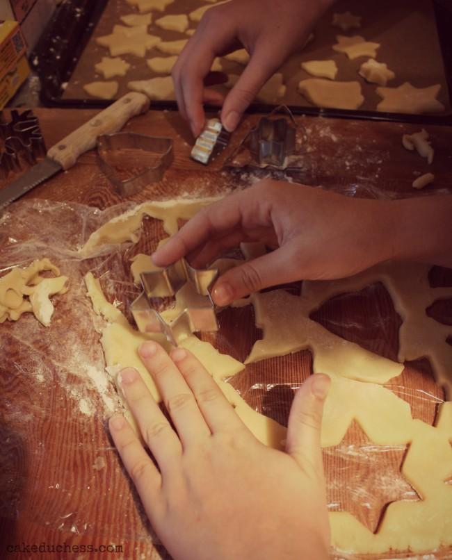 Basic Sugar Cookie Dough Recipe