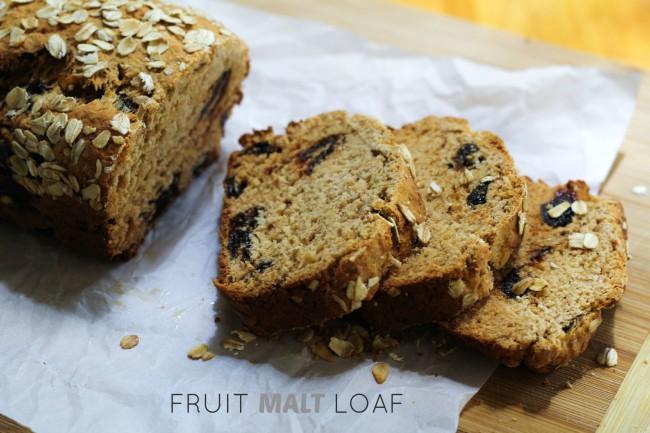 Fruit Malt Loaf