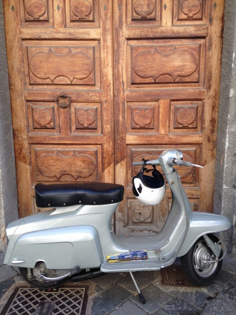 Aperitivo in Italy!