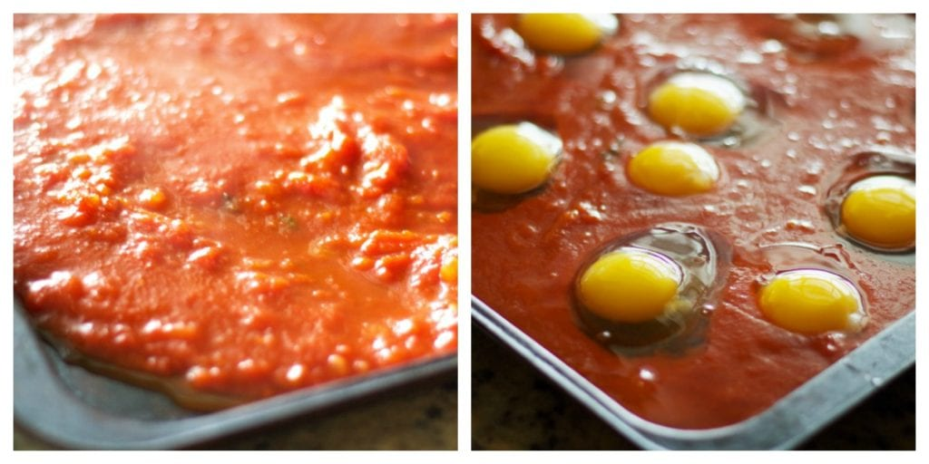 Eggs in Purgatory-Uova in Purgatorio