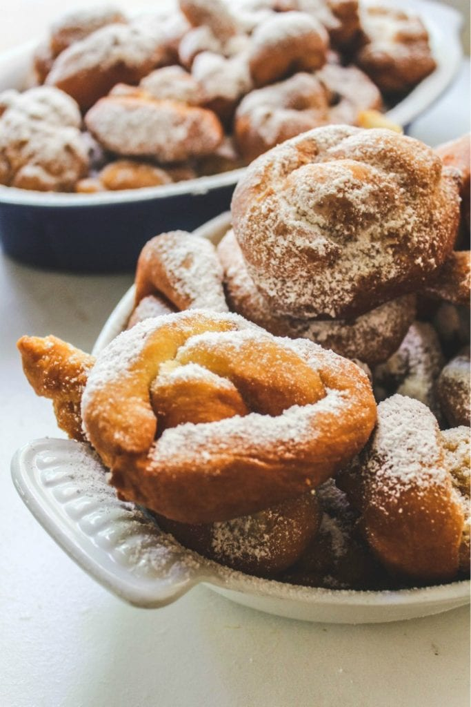 Nocatole-Calabrian Sweet Fritters